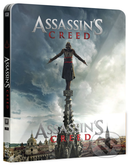 Assassin\'s Creed 3D Steelbook STEELBOOK
