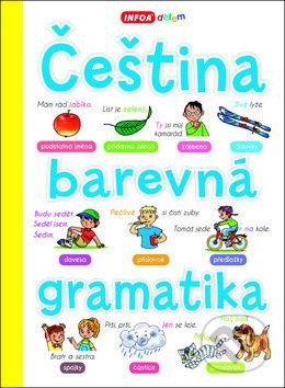 Čeština - barevná gramatika -