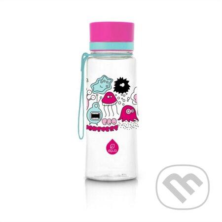 Fľaša EQUA Pink Monsters New 400 ml -