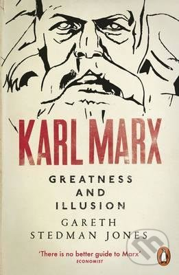 Karl Marx - Gareth Stedman Jones