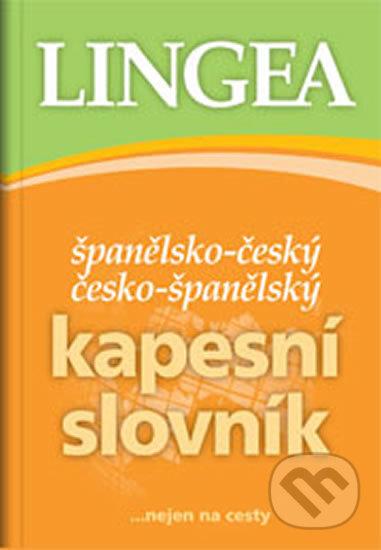 Španělsko-český česko-španělský kapesní slovník - Náhled učebnice