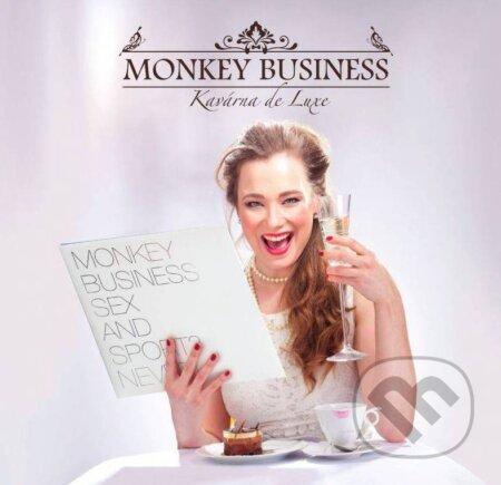 Monkey Business: Kavárna de Luxe - Monkey Business