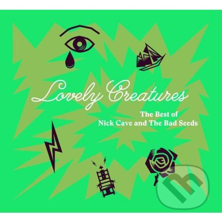 Nick Cave & The Bad Seeds: Lovely Creatures - The Best of 1984-2014 - Nick Cave & The Bad Seeds