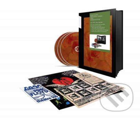 Pink Floyd: 1968 Germin/Ation - Pink Floyd