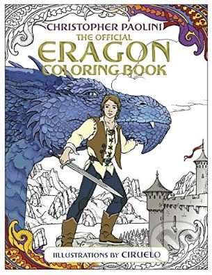 The Official Eragon Coloring Book - Christopher Paolini