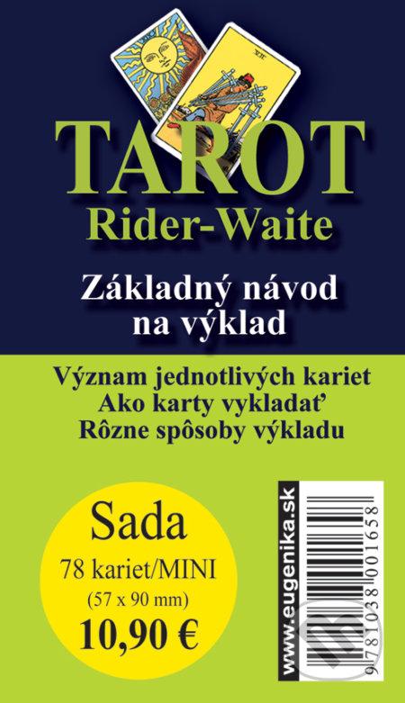 Tarot Rider-Waite - Arthur Edward Waite
