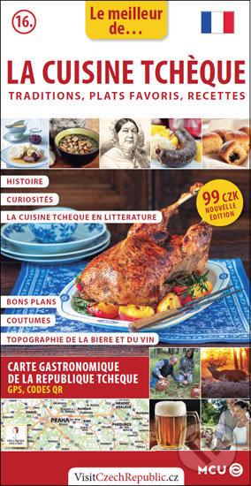 Česká kuchyně - kapesní průvodce/francouzsky - Petr Stupka, Jan Eliášek
