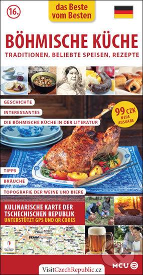 Česká kuchyně - kapesní průvodce/německy - Petr Stupka, Jan Eliášek