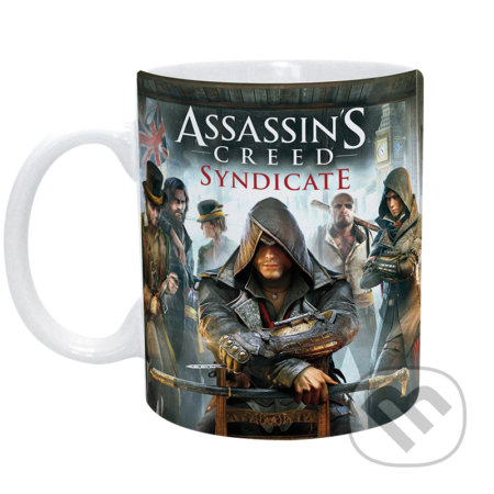 Hrnček Assassin\'s Creed Syndicate -