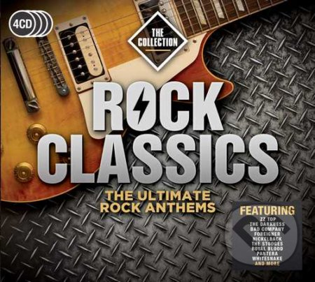 Rock Classics : The Collection -