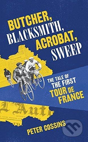 Butcher, Blacksmith, Acrobat, Sweep - Peter Cossins