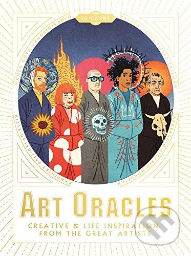 Art Oracles - Katya Tylevich, Mikkel Sommer