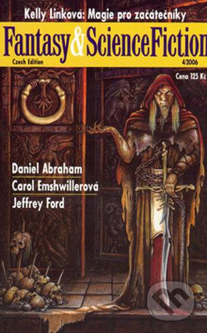 Fantasy & ScienceFiction 4/2006 -