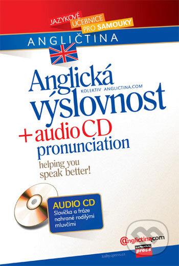Anglická výslovnost + audio CD -