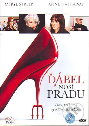 Ďábel nosí Pradu DVD