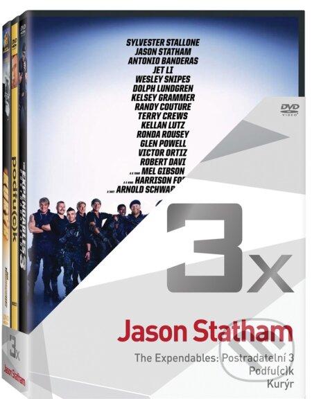 Jason Statham (Kolekce 3 DVD) DVD