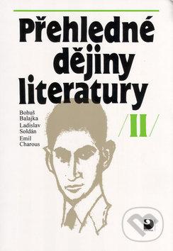 Přehledné dějiny literatury II.  - Náhled učebnice