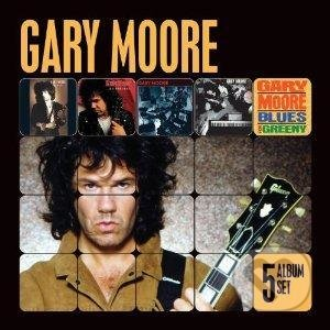 Moore Gary - 5 Album Set -