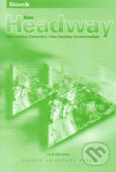 Slovník New Headway (New Headway Elementary, New Headway Pre-Intermediate) -