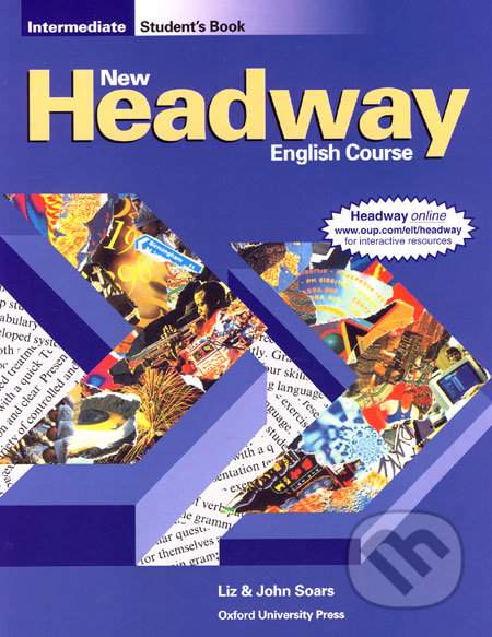 New headway English course, Intermediate. Student's book - Náhled učebnice