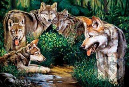 Vlci na jar -