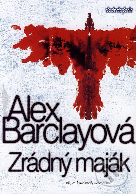 Zrádný maják - Alex Barclay