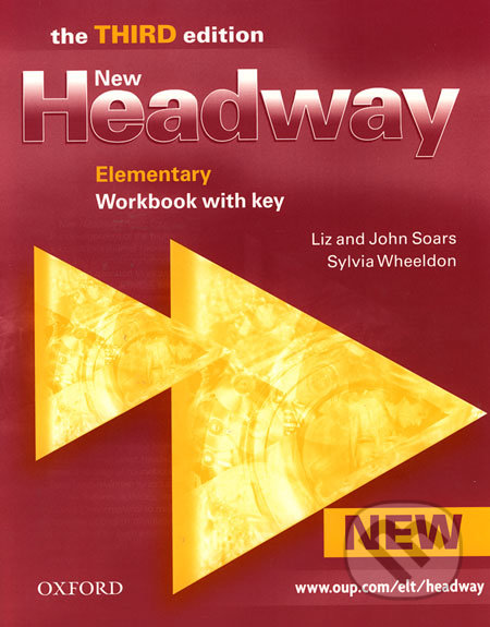 New Headway - Elementary - Workbook with key - Liz Soars, John Soars, Sylvia Wheeldon