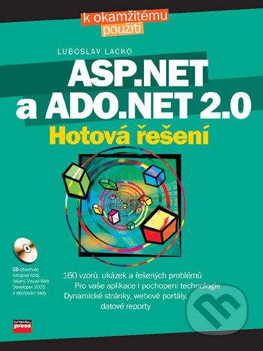 ASP.NETa ADO.NET 2.0 - Luboslav Lacko