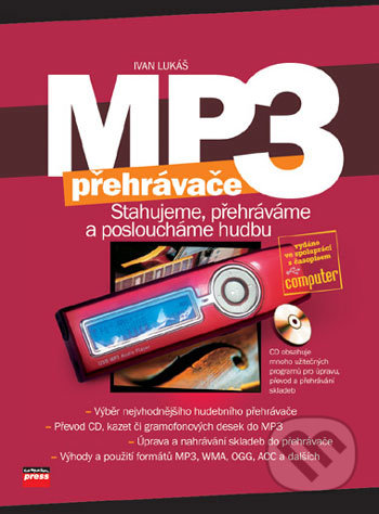 MP3 přehrávače - Ivan Lukáš
