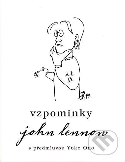 Vzpomínky John Lennon -