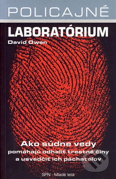 Policajné laboratórium - David Owen