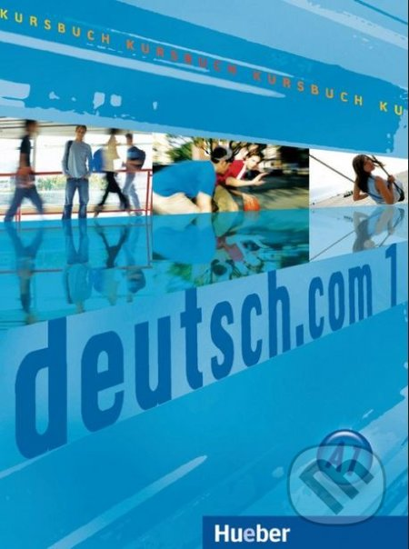 Deutsch.com 1 (Kursbuch) - Náhled učebnice