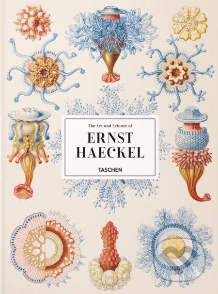 The Art and Science of Ernst Haeckel - Rainer Willmann, Julia Voss