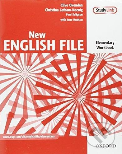 New English File: Elementary (Workbook) - Náhled učebnice