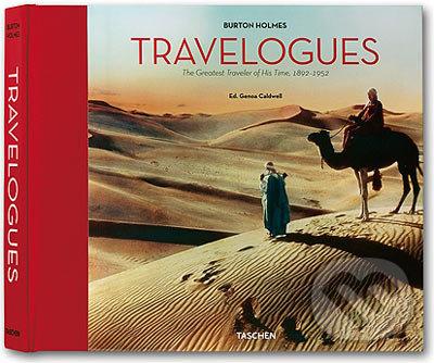Burton Holmes Travelogues - Genoa Caldwell