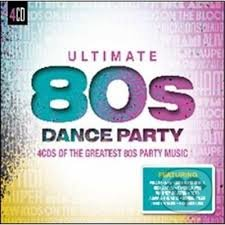 Ultimate... 80s Dance Party - 30030388875085602