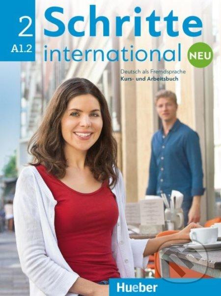 2 Schritte international neu A1.2 - Náhled učebnice