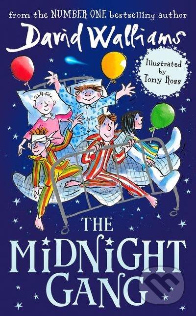 The Midnight Gang - David Walliams