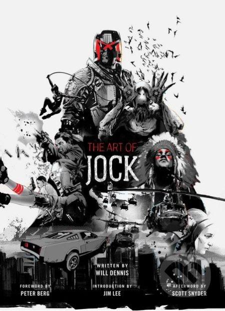 Art of Jock - Will Dennis