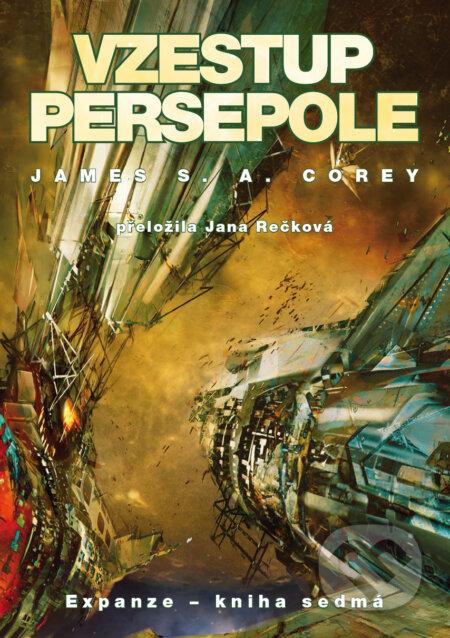 Vzestup Persepole - James S.A. Corey