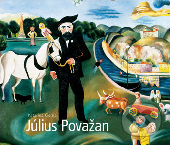 Július Považan - Katarína Čierna