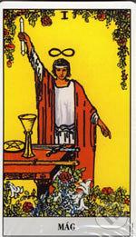 Tarotové karty - Rider Waite Tarot -