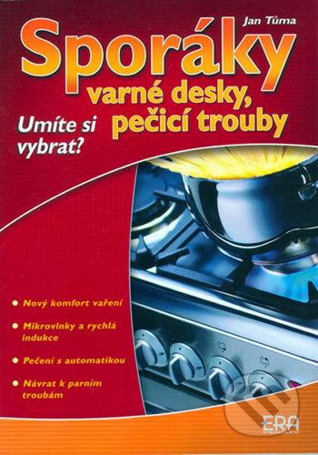 Sporáky, varné desky, pečicí trouby - Jan Tůma