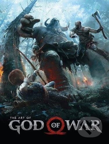 The Art of God of War -