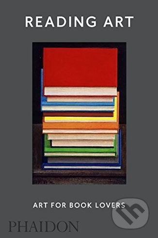 Reading Art - David Trigg