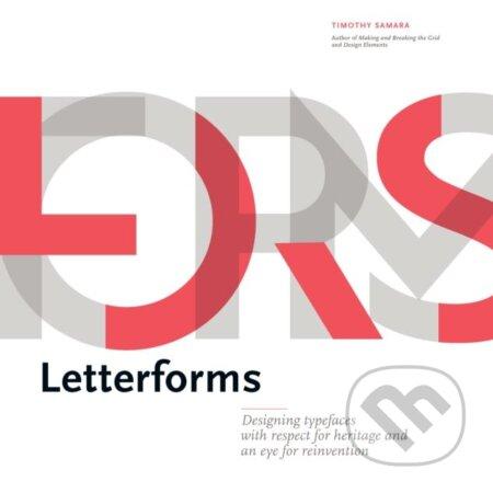 Letterforms - Timothy Samara