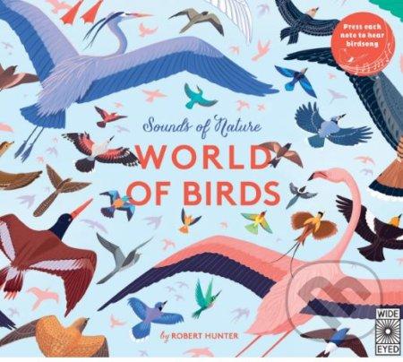 World of Birds - Robert Frank Hunter (ilustrácie)