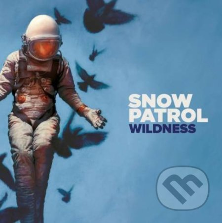 Snow Patrol: Wildness - Limited Hardcover Boo