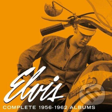 Elvis Presley: Complete 1956 - 1962 Albums - Elvis Presley