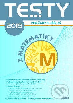 Testy pro žáky 9. tříd ZŠ  z matematiky 2019 - Náhled učebnice